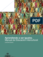 Manual de Educación Intercultural
