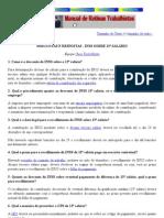 PERGUNTAS E RESPOSTAS - INSS SOBRE 13º SALÁRIO