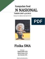 Kumpulan Arsip Soal UN Fisika SMA 2013 Edisi 4 (Edited Final)