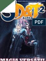 3d&T Alpha Escudo