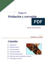 T11 Oxidación y corrosión