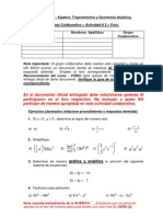 Act 2 - Trabajo Colaborativo Algebra,Trigonometria y Geometria Analitica