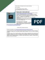 ERS-1 SAR image analysis