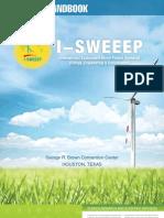 Isweeep 2013 Handbook