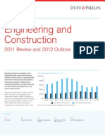 Engineering and Construction Q1 2012