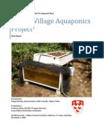 BV Aquaponics