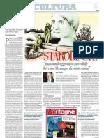 Intervista a Jean Starobinski Sui Criteri Per Valutare - Repubblica 29.12.2012