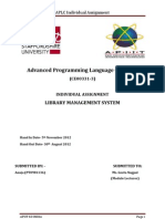 APLC documentation
