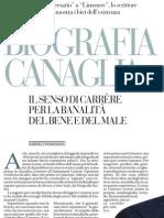 IL SENSO DI CARRÈRE PER LA BANALITÀ DEL BENE E DEL MALE - Repubblica 29.12.2012