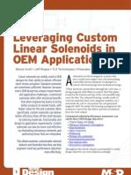 Fundamentals of Solenoid