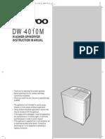 dw-4010m