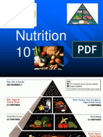 Nutrition for Teens