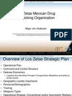 Los Zetas Strategy