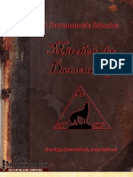 A Necromancer's Grimoire - Marchen Der Daemonwulf