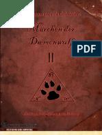 A Necromancer's Grimoire - Marchen Der Daemonwulf II