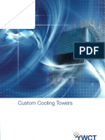 eBroc-FRP Custom Cooling Towers, YWCT