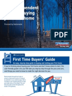 First Time House Buyers Guide - Nationwide