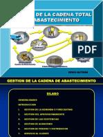 CADENA TOTAL DE ABASTECIMIENTOS