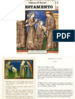Testamento di Chiara d'Assisi