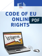 The Code of EU online rights