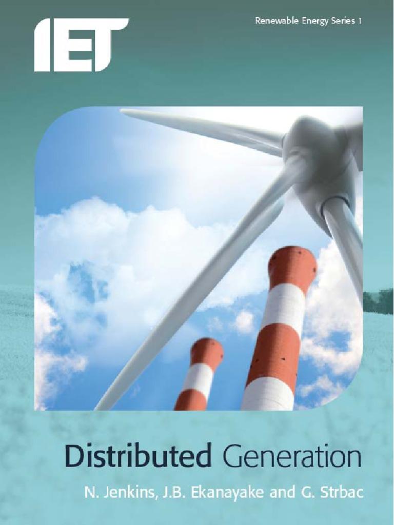 Distributed Generation Smart Grid Farfromgenerator Short Circuit