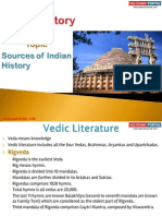 52(A) Sources of Indian History