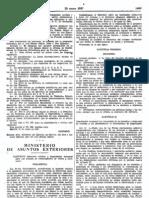 Convención aduanera sobre la importación temporal para uso privado de aeronaves y de embarcaciones de recreo. Ginebra, 18 de mayo de 1956