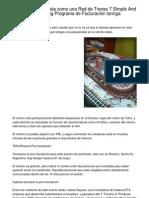 Mapa de la Web vista como una Red de Trenes Six Straight-Forward Specifics Of Programa de Facturación taringa Outlined.20121229.072802