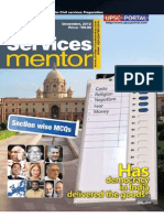 Civil Services Mentor Dec2012