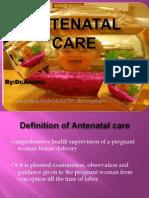 Antenatal Care2012 - Copy