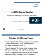 Lps Mortgage Monitor Oct 2012