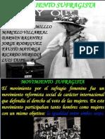 Expo Mov. Sufragista