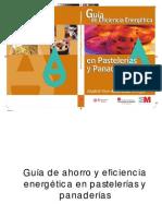Guia Eficiencia Energetica en Pastelerias y Panaderias