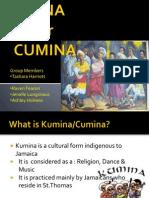 A powerpoint  on the religion Kumina