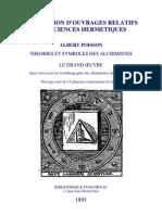 Theories Et Symboles
