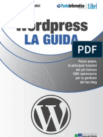 Wordpress La Guida