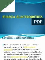 Fuerza Electromotriz