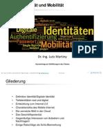 Digitale Identität und Mobilität