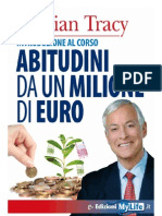 Brian Tracy - Abitudini da un milione di euro