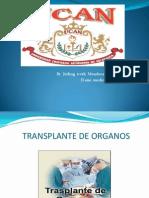 Transplant e