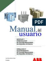Manual transformadores
