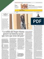 Entrevista Mónica Carrillo racismo
