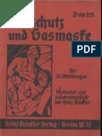 Gasschutz und Gasmaske - Heinz Denckler Verlag