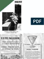 ALMANAH URODONAL 1932