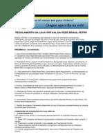 Regulamento da loja virtual da rede brasil petro