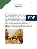Ficha de Trabalho sobre o Holocausto