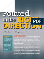 ISO19011:2011 Auditing Direction