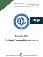 Prezentare ECL
