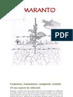 Boletín Amaranto