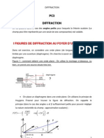 TP - optique - diffraction
